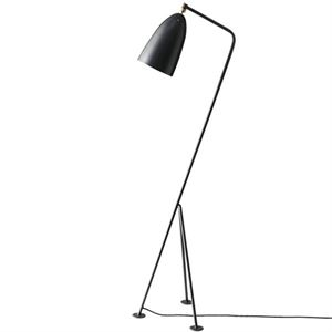 GUBI Grossman Collection Grässhoppa Lampa stojąca Szara Antracyt